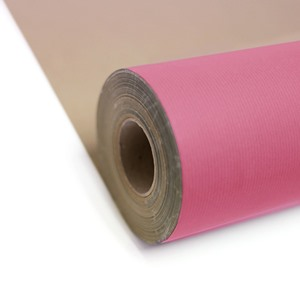 Packpapier, pink